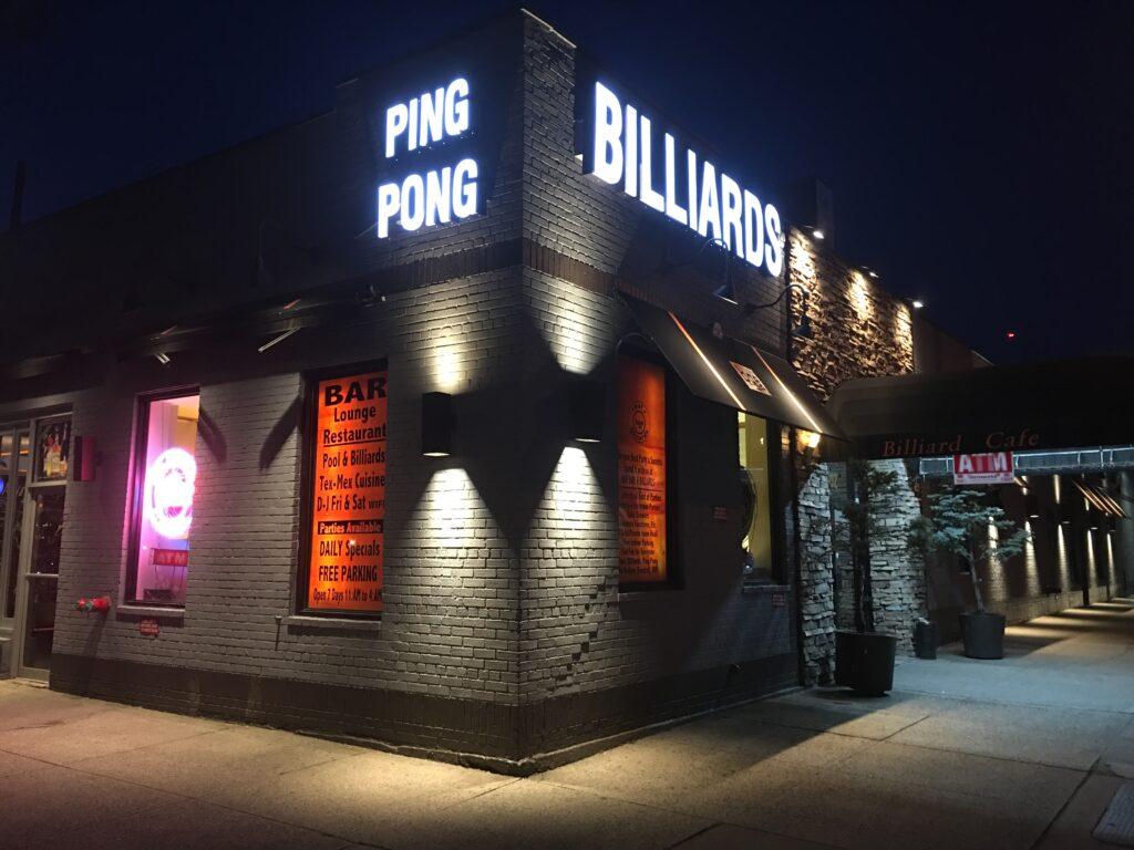 bqe billiards jackson heights pool halls queens